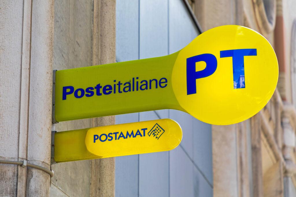 Zakelijke post Italië